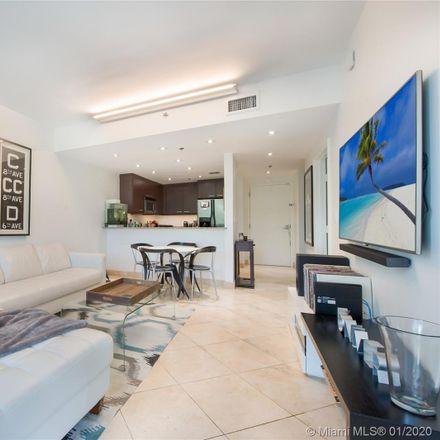 Rent this 1 bed condo on 3001 Southwest 27th Avenue in Miami, FL 33133