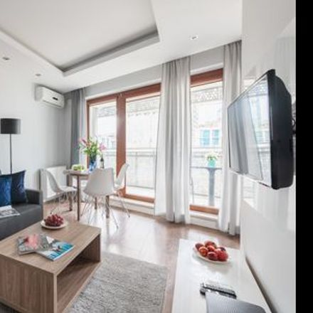 Rent this 1 bed apartment on Warsaw in Mirów, MASOVIAN VOIVODESHIP