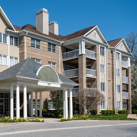 Rent this 2 bed apartment on Belmont Forest Ct in Lutherville-Timonium, MD