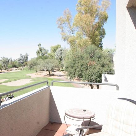 Rent this 3 bed townhouse on 7700 East Gainey Ranch Road in Scottsdale, AZ 85258