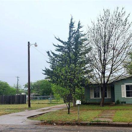 Rent this 4 bed house on 1364 Cedar Street in Abilene, TX 79601