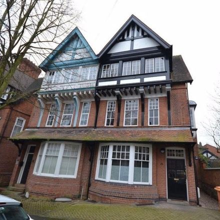 Rent this 1 bed apartment on Alexandra Road in Leicester LE2 2BB, United Kingdom