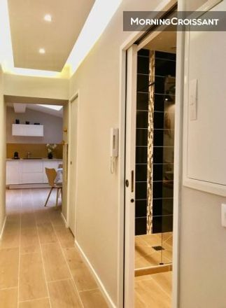 Rent this 1 bed apartment on 38 Avenue Galliéni in Nice, France