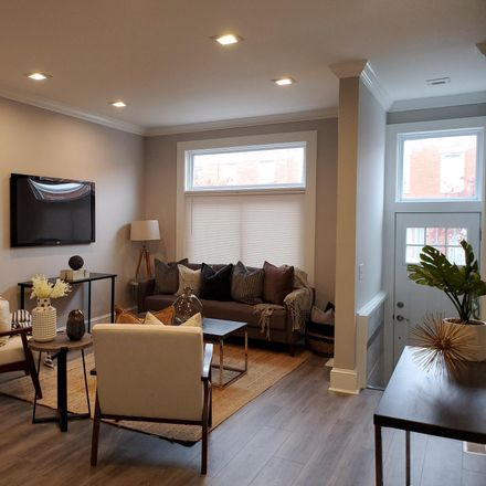 Rent this 3 bed townhouse on 2233 Cecil Avenue in Baltimore, MD 21218