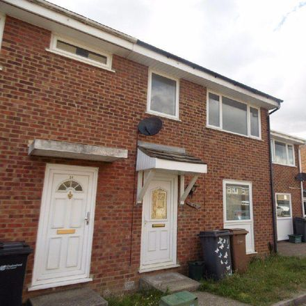 Rent this 3 bed house on Begonia Close in Chelmsford CM1 6NL, United Kingdom