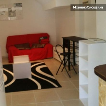 Rent this 1 bed apartment on 16bis Boulevard Carlone in 06000 Nice, France