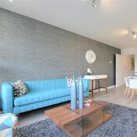 Rent this 1 bed apartment on Pearson Education in Edinburgh Gate, Harlow CM20 2GS