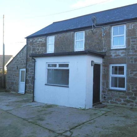 Rent this 3 bed house on Trencrom TR27 6NU