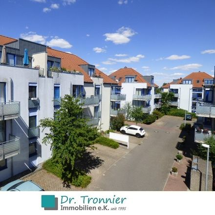 Rent this 1 bed apartment on Gustav-Ricker-Straße 20 in 39120 Magdeburg, Germany