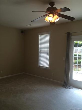 Rent this 3 bed townhouse on 14848 Scothurst Lane in Charlotte, NC 28277