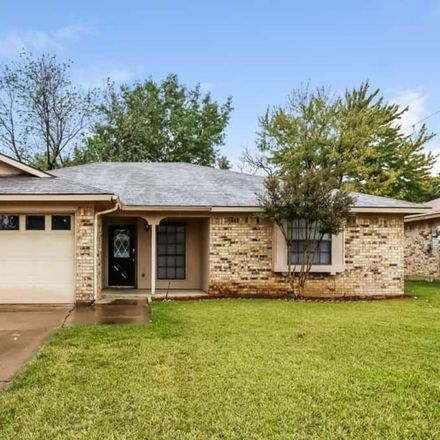 Rent this 3 bed house on 8225 O Brian Way in North Richland Hills, TX 76180