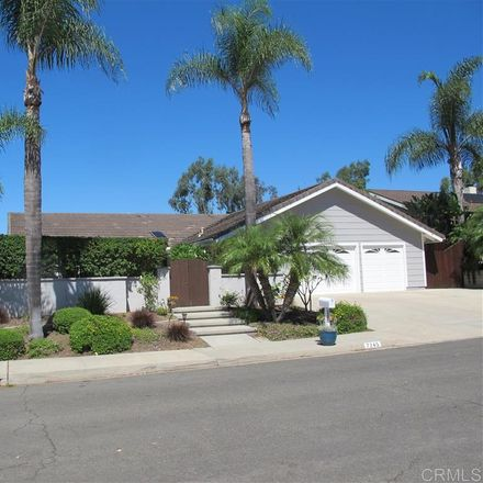 Rent this 3 bed house on 7245 Carpa Court in Carlsbad, CA 92009