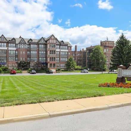 Rent this 2 bed apartment on Saint Mark's on the Hill in 1620 Reisterstown Road, Pikesville