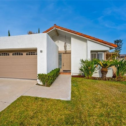 Rent this 2 bed house on 30 Miners Trail in Irvine, CA 92620