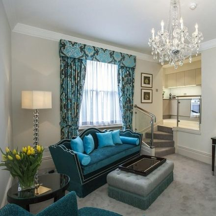 Rent this 1 bed apartment on 57 Sloane Gardens in London SW1W 8ED, United Kingdom
