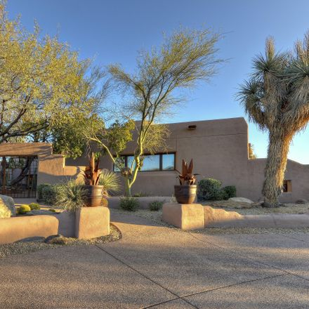 Rent this 3 bed house on 9833 East Miramonte Drive in Scottsdale, AZ 85262
