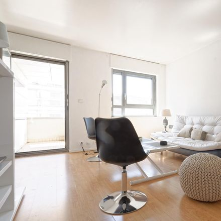 Rent this 1 bed apartment on 27 Rue du Surmelin in 75020 Paris, France