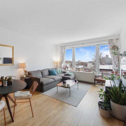 Rent this 1 bed condo on 545 Washington Avenue in New York, NY 11238