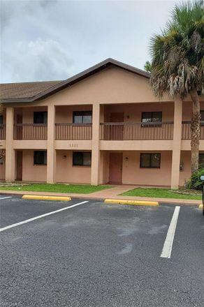Rent this 2 bed condo on 2201 East 5th Street in Presbyterian Villas Of Lehigh, FL 33936