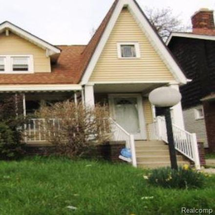 Rent this 3 bed house on 13601 Indiana St in Detroit, MI