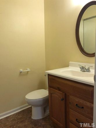 Rent this 3 bed townhouse on 102 Virginia Place in Cary, NC 27513