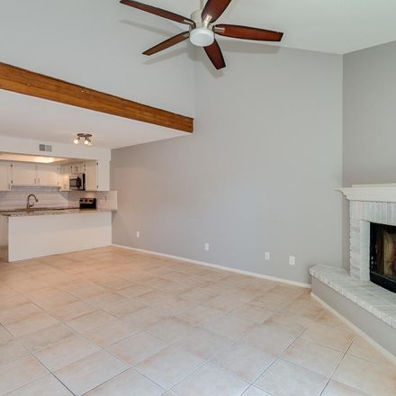 Rent this 3 bed townhouse on 906 South Lola Lane in Tempe, AZ 85281