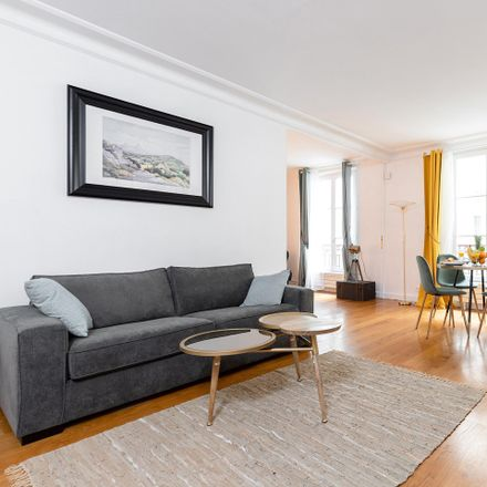 Rent this 1 bed apartment on 10 Rue Coquillière in 75001 Paris, France