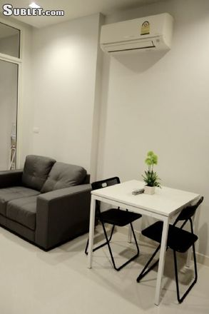Rent this 1 bed apartment on Max Valu in Nikhom Makkasan Rd, Ratchaprasong