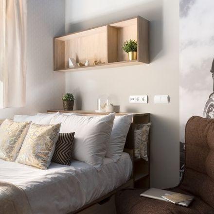 Rent this 1 bed apartment on Alcampo in Ca l'Estudiant, Carrer Sant Mateu