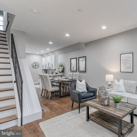 Rent this 4 bed townhouse on 1245 South Juniper Street in Philadelphia, PA 19147