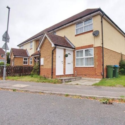 Rent this 1 bed house on Wheat Close in Aylesbury HP21 9AJ, United Kingdom