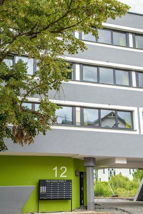 Rent this 1 bed apartment on Neue Kasseler Straße 14 in 35039 Marburg, Germany