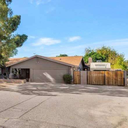 Rent this 4 bed house on 18840 North 30th Street in Phoenix, AZ 85050