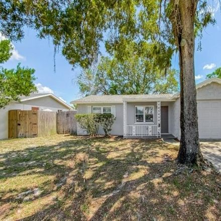Rent this 3 bed house on 3128 Brompton Dr in Holiday, FL 34691