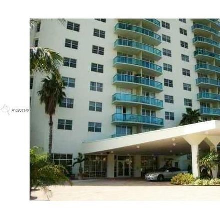 Rent this 1 bed condo on Ocean View Building A in 19390 Collins Avenue, Sunny Isles Beach