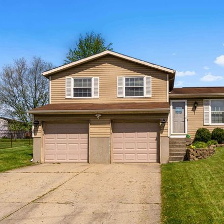 Rent this 3 bed house on 8313 Tamarack Drive in Florence, KY 41042