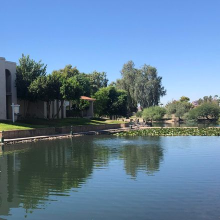 Rent this 4 bed townhouse on 7707 East Lewis Avenue in Scottsdale, AZ 85257
