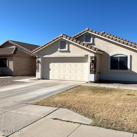 Rent this 4 bed house on North 103rd Street in Mesa, AZ 85208