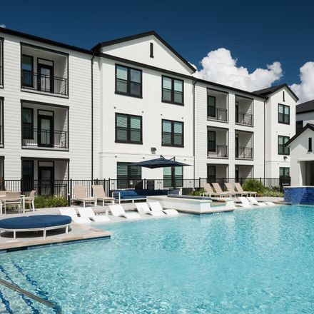 Rent this 3 bed apartment on Westmere Drive in Houston, TX 77077