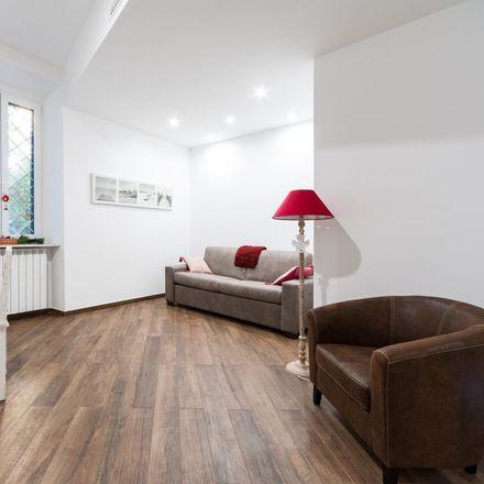 Rent this 2 bed apartment on Gestione Carburanti - Società In Accomandita Semplice di Marcell O Grassetti in Viale dei Quattro Venti, 00120 Rome RM