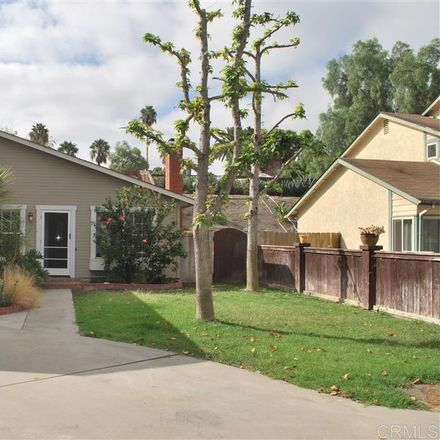 Rent this 3 bed house on 2336 Fallingleaf Road in Vista, CA 92056