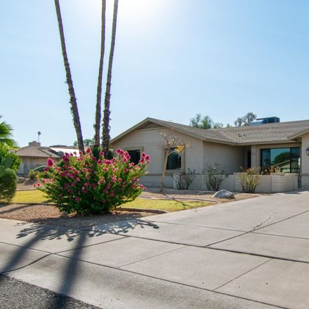 Rent this 4 bed house on East Ludlow Drive in Scottsdale, AZ 85060