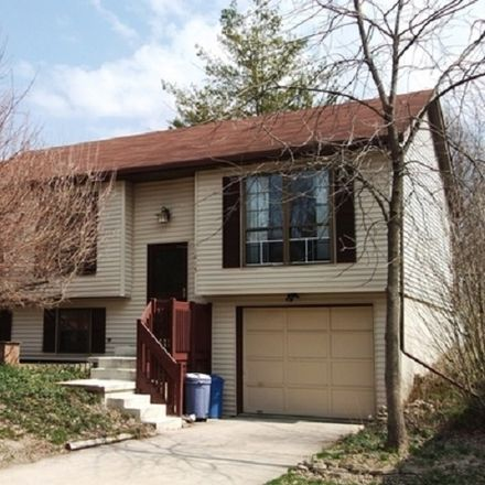 Rent this 3 bed house on 1615 South Buffstone Court in Bloomington, IN 47401