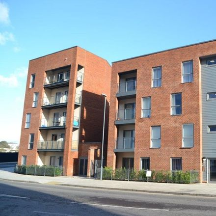 Rent this 2 bed apartment on Ledbury House in 1-33 John Thorneycroft Road, Southampton SO19 9SY