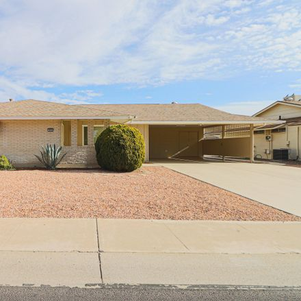 Rent this 2 bed house on North 107th Avenue in Sun City, AZ 85373