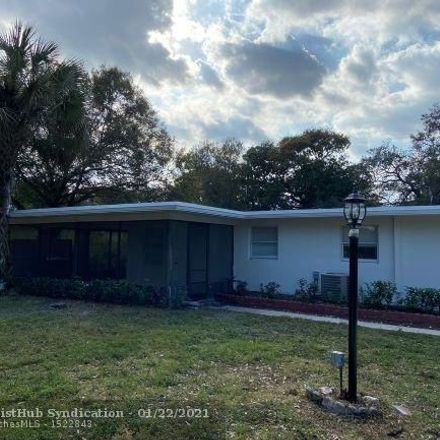 Rent this 3 bed house on Southwest 28th Avenue in Fort Lauderdale, FL 33312