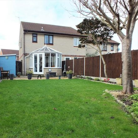 Rent this 3 bed house on Tremlett Mews in Ebdon BS22 7LY, United Kingdom