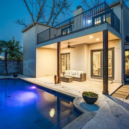 Rent this 3 bed house on 5211 Milam Street in Dallas, TX 75206