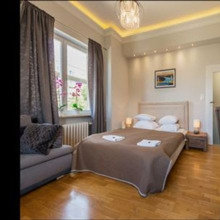 Rent this 1 bed apartment on Warsaw in I, MASOVIAN VOIVODESHIP