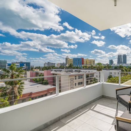 Rent this 2 bed apartment on 525 Meridian Avenue in Miami Beach, FL 33139